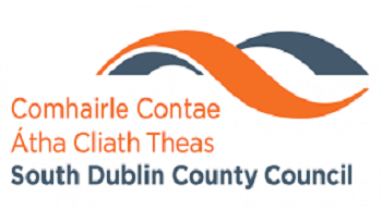 Logo for South Dublin County Council who has appointed the Inspex Team to carry out inspections of private rented properties in its council area