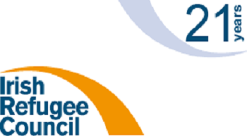 Logo for Irish Refugee Council (IRC) who engages the Inspex team to undertake a proactive inspection programme of its nationwide properties