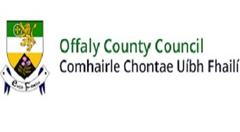 Logo for Offaly County Council who has appointed the Inspex team to carry out inspections of the private rented properties in the Offaly area